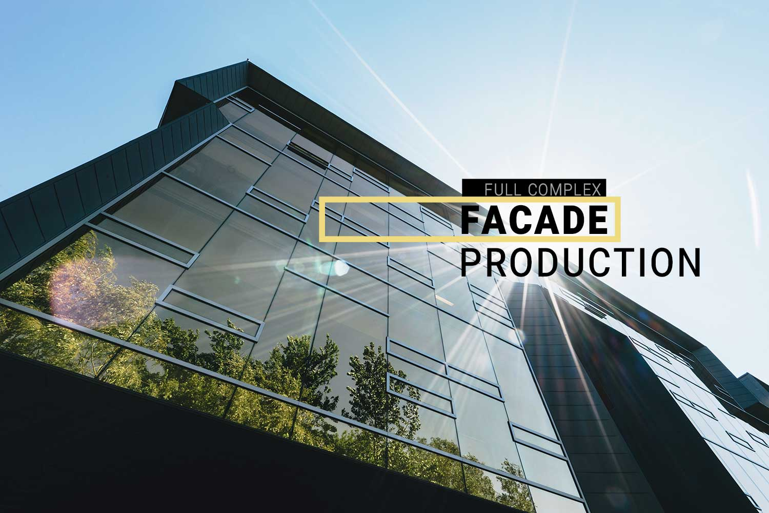 SMART Facade company <br/> Busines brand digitalization.